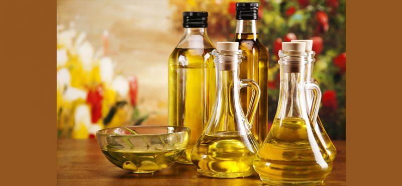 MIS EN AVANT huile vegetale