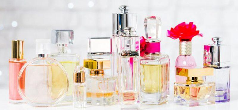 Mis en avant parfum