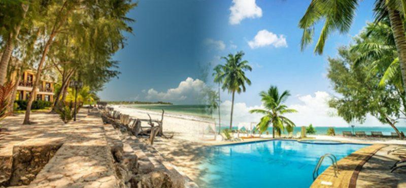 Conbiné Zanzibar mis en avant